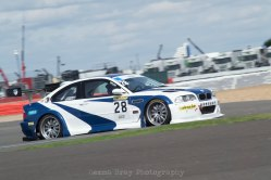 Geoff Steel Racing - BMW M3 E36 - #28